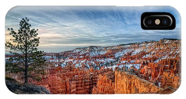 Bryce Canyon Sunrise IPhone Case