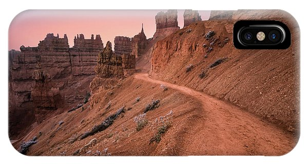 Canyon iPhone Case - Bryce Canyon Sunset by Larry Marshall