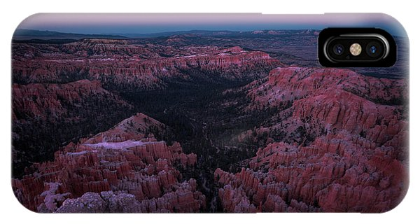 Bryce Point IPhone Case