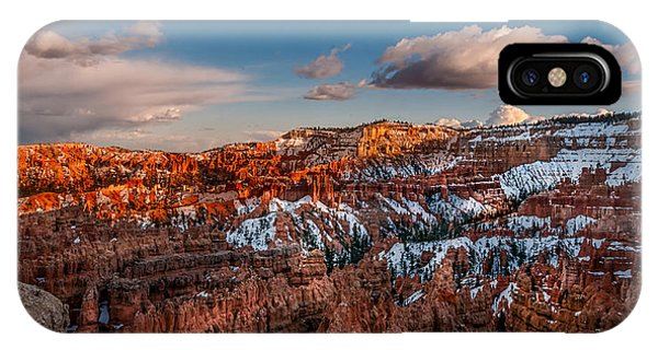 Bryce Sunset IPhone Case