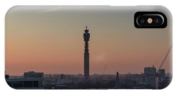 IPhone Case featuring the photograph Bt Tower by Stewart Marsden