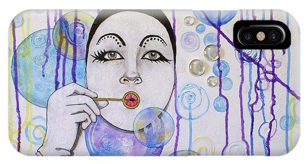 Bubble Dreams IPhone Case