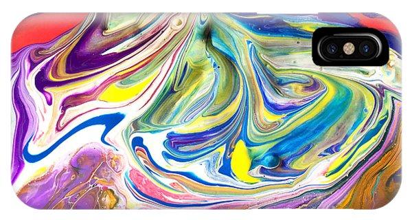 Bubble Gum Ice Cream IPhone Case
