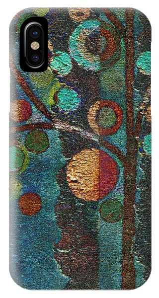 Bubble Tree - Spc02bt05 - Left IPhone Case