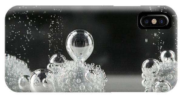 Bubbling IPhone Case