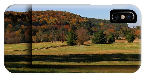Bucks Mountain In Autumn IPhone Case