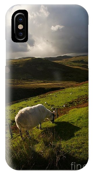 Bucolic Scotland IPhone Case