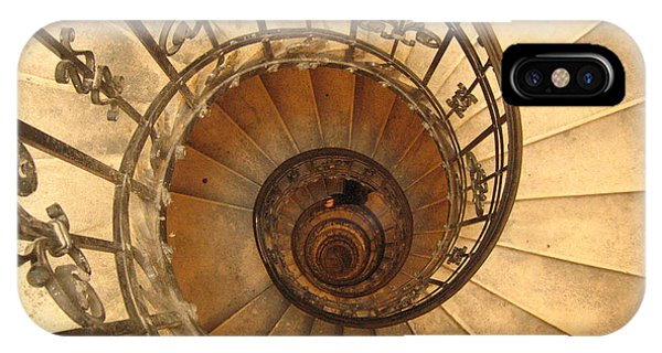 Budapest Staircase IPhone Case