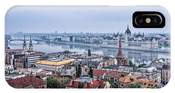 Budapest The Hidden Treasure Chest IPhone Case