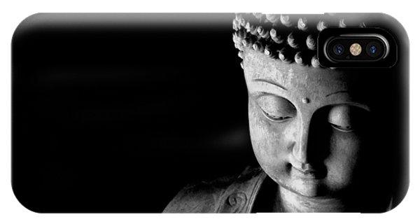 Chinese iPhone Case - Buddha by Anthony Citro