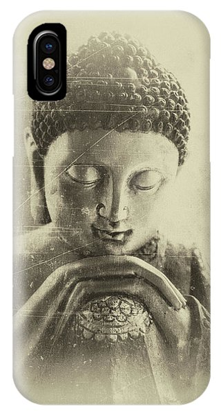 Siddharta iPhone Case - Buddha Dream by Madeleine Forsberg