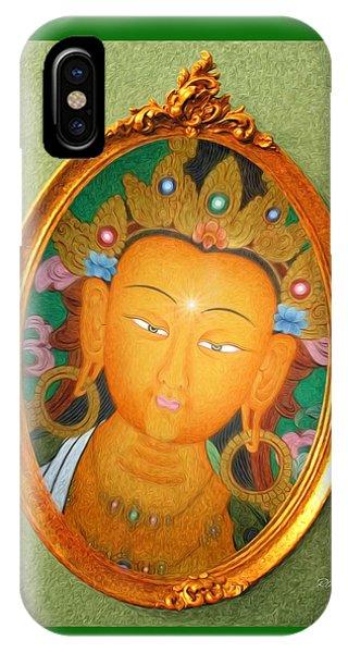 Buddha Mirror IPhone Case