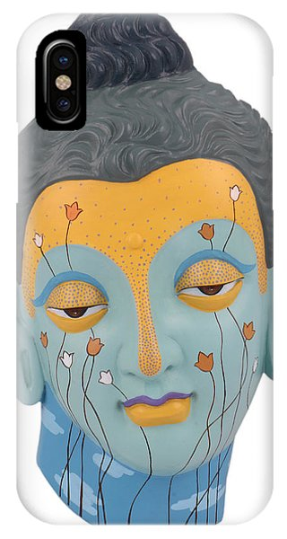 Buddha - Relief-3 IPhone Case