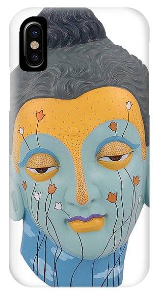Buddha - Relief-3 IPhone Case