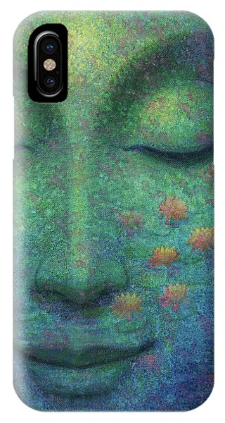 Buddha Smile IPhone Case