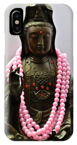 Buddha's Beads IPhone Case