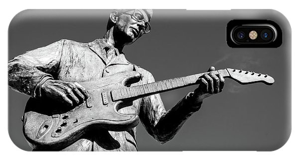Buddy Holly 4 IPhone Case