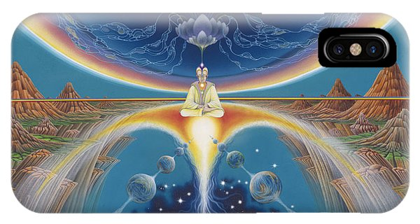 Budhistic Dreams IPhone Case