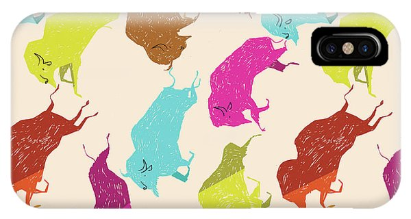 Repeat iPhone Case - Buffalo by A Richard Allen
