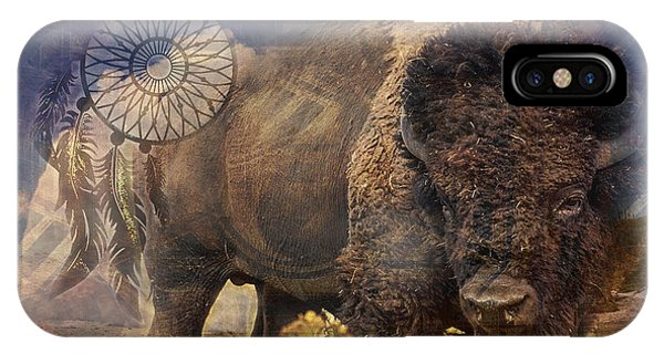 Buffalo Medicine 2015 IPhone Case