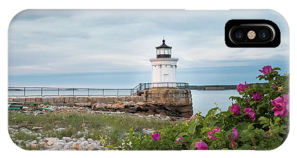 Bug Light Blooms IPhone Case