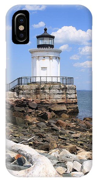 Bug Lighthouse IPhone Case