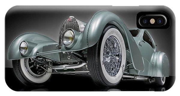 Bugatti Aerolithe Recreation IPhone Case