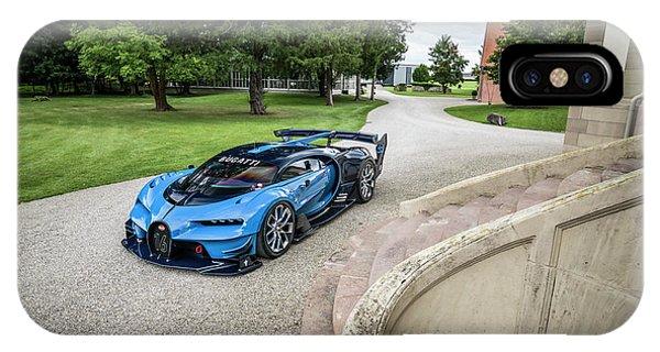 Bugatti Vision Gt IPhone Case