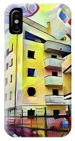 Building Site #1 IPhone Case