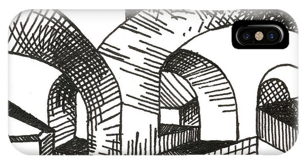 Buildings 1 2015 - Aceo IPhone Case