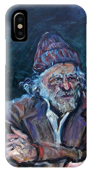 Bukowski IPhone Case