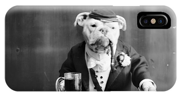 Bulldog, C1905 IPhone Case