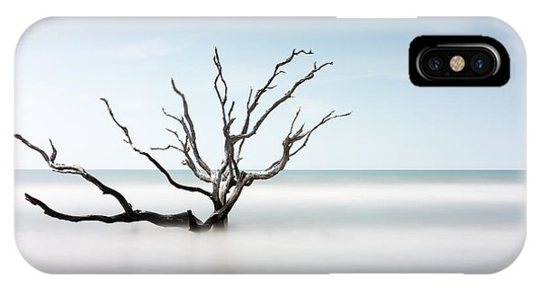 Long Beach Island iPhone Case - Bulls Island C-ii by Ivo Kerssemakers