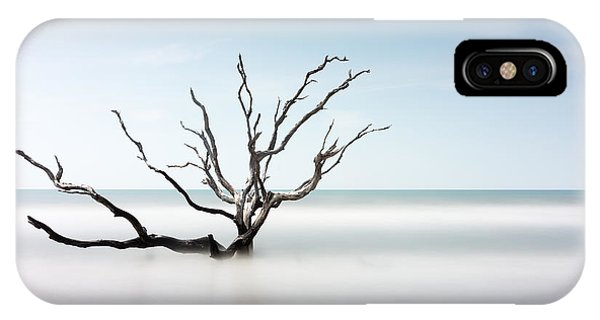 Bull iPhone Case - Bulls Island C-ii by Ivo Kerssemakers