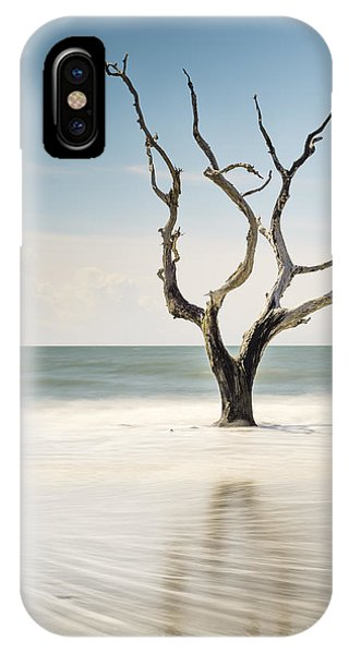 Long Beach Island iPhone Case - Bulls Island C-xii by Ivo Kerssemakers