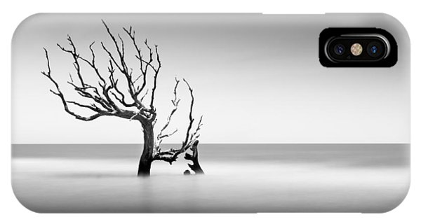 Bull iPhone Case - Boneyard Beach  Xiv by Ivo Kerssemakers