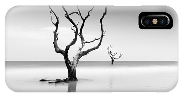 Long Beach Island iPhone Case - Boneyard Beach Xv by Ivo Kerssemakers