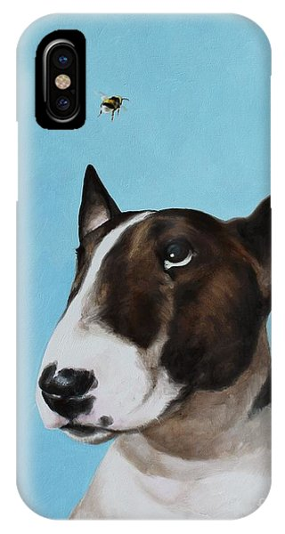 Bully And Bee IPhone Case