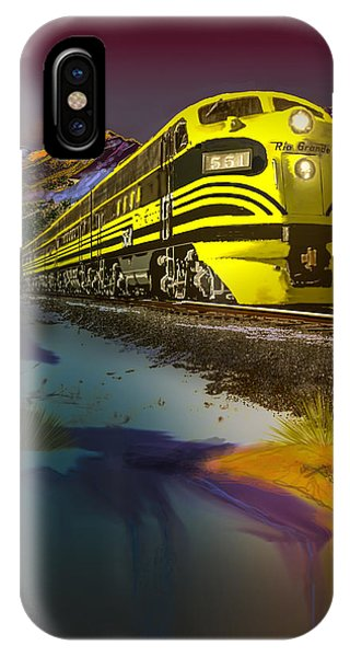 Bumble Bee F Unit Zephyr IPhone Case