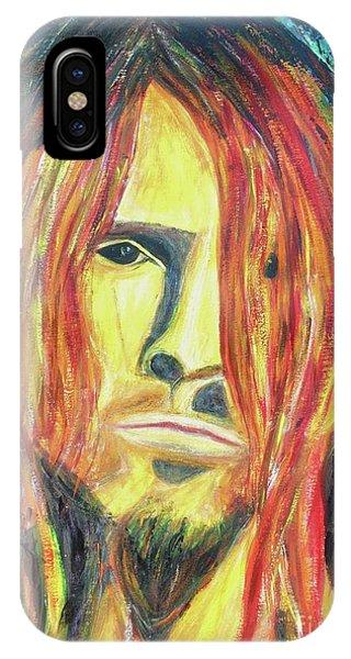 Bumblefoot IPhone Case