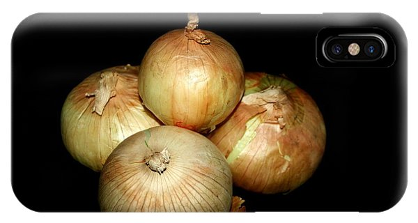 Bunch Of Onions IPhone Case