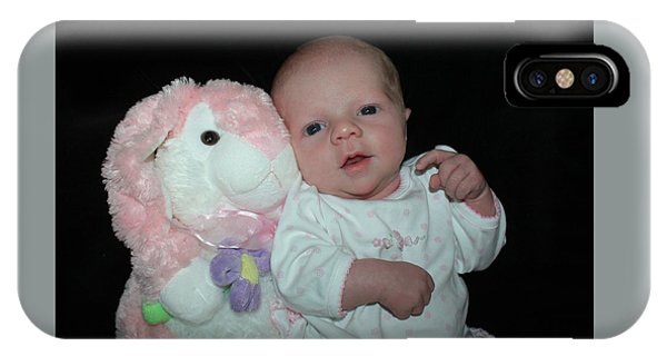 Bunny Baby IPhone Case