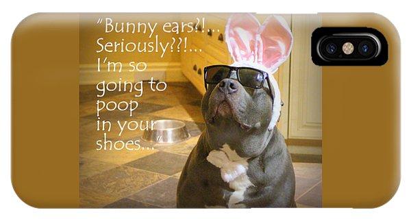 Bunny Ears? IPhone Case