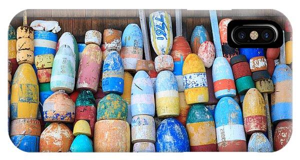 Cape Cod iPhone Case - Buoys by Emmanuel Panagiotakis