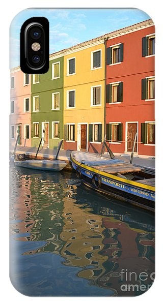 Burano Italy 1 IPhone Case