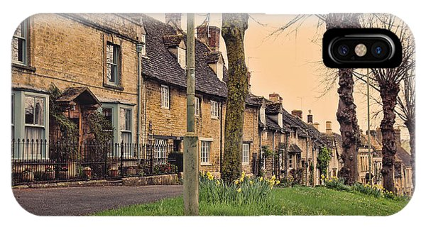 Burford Cotswolds IPhone Case