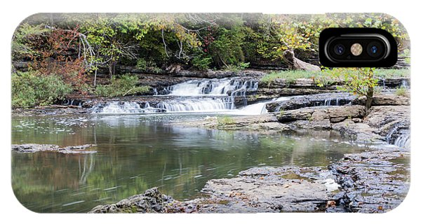 Burgess Falls IPhone Case