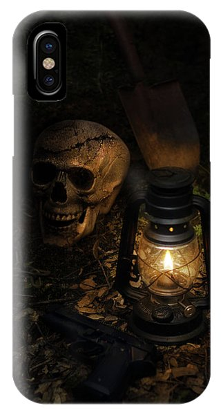 Buried IPhone Case