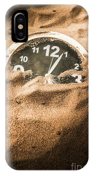 Quick iPhone Case - Buried In The Sands Of Time by Jorgo Photography - Wall Art Gallery
