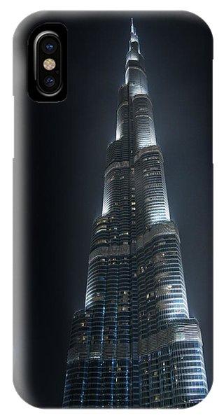 Burj Khalifa IPhone Case